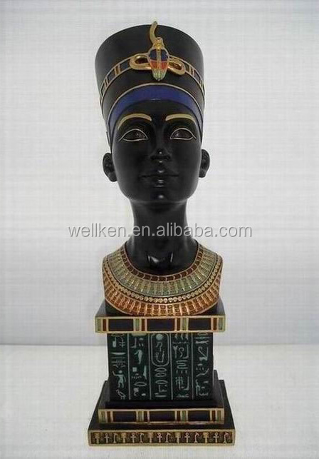resin egyptian Khufu statues