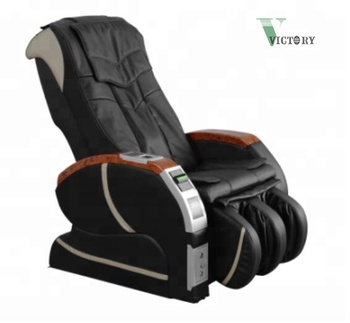 Intelligent Full Body Vending Bill Operated Massage Chair