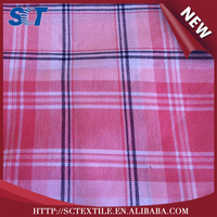 Made in China Hot Sale twill yarn dyed fabric