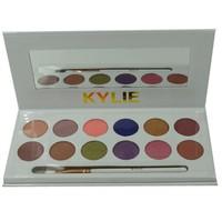 Kylie Makeup The Royal Peach Palette