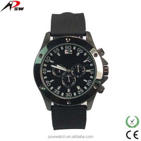 Cheap Shenzhen wholesale silicone wrist watch