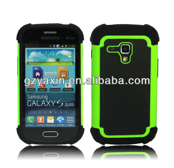 girls case for samsung galaxy s3 mini,cell phone combo case for samsung s3mini wholesale