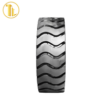 Best quality 15.00-25 17.5-25 otr low loader solid tires with rim