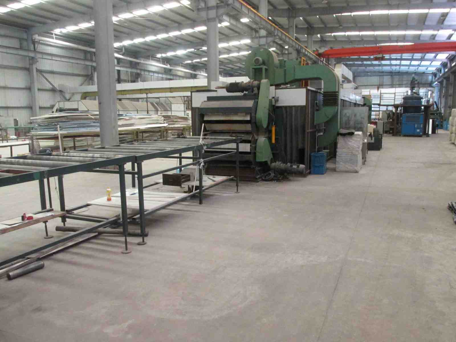 Plate Production Process