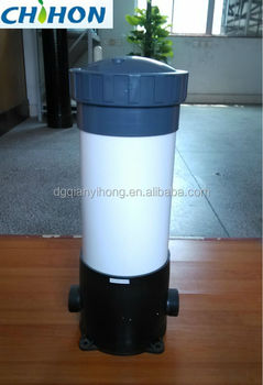 UPVC filter cartridge for water treatment