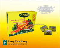FUNGYUE SEASONING 4g10g Chicken Bouillon Cube for HALAL Muslim