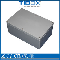 Low price good quality control of electric and electronic equipment aluminum enclosure