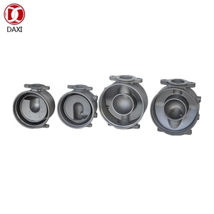 OEM Customized stainless steel precision casting Water Pump  parts