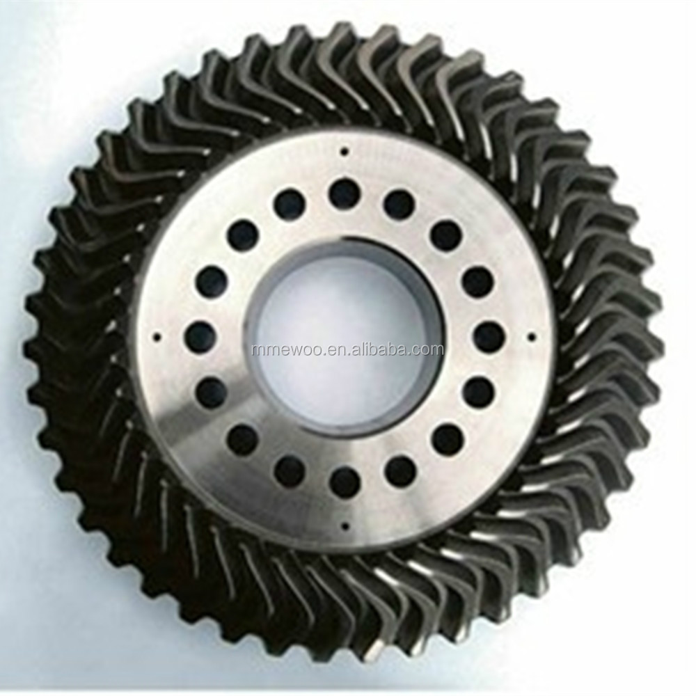 Cheap high precision double helical gear wheel manufacturer