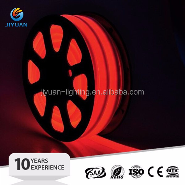 Led neon flex decoracion light/50 meters led neon flex