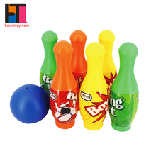 china wholesale interactive game funny indoor sport mini bowling for kids