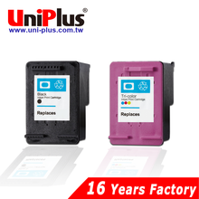 Compatible genuine printer ink cartridge for HP 63 302 123 803 consumables for printer cartridge refill