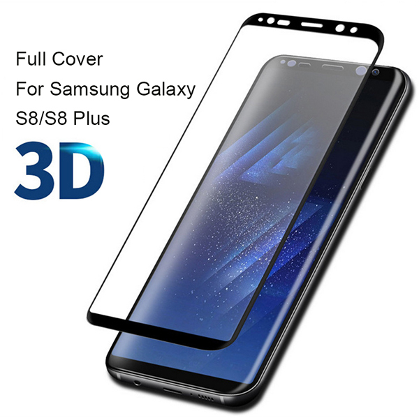 for galaxy s8 plus glass,screen protector s8 3d curved tempered glass