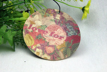Personalized Fragrance Essential custom Paper auto air fresheners