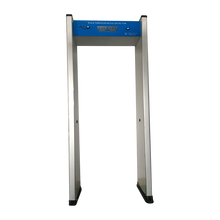 Factory Price High Sensitivity Walk Through Metal Detector For Security Check