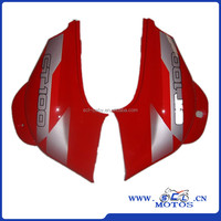 SCL-2012100085 many product for ct100 motorcycle parts motorcycle side cover