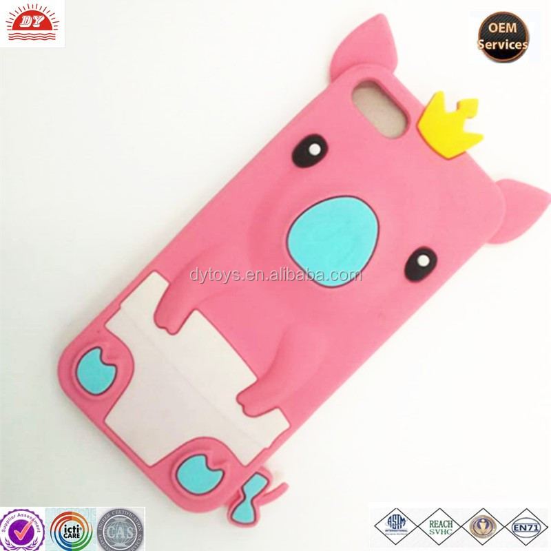 Epoxy phone case gifts for girls ICTI ,ISO ,BV certificates