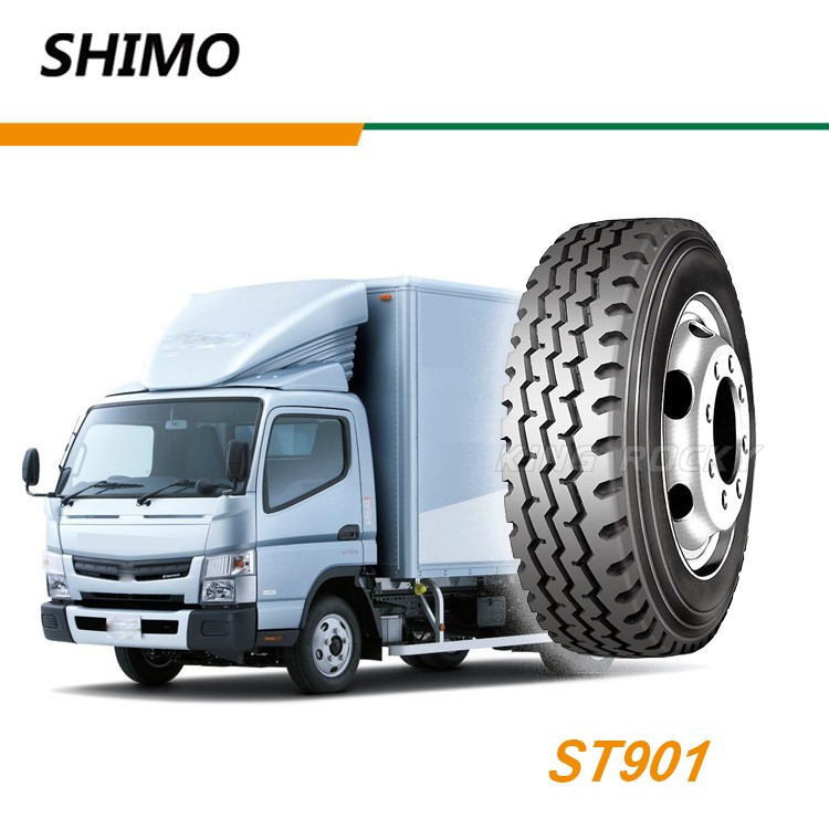 Import china truck tyres 750x16 used in mixed road