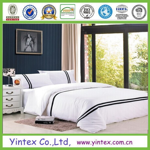 Factory Made Patch Work Bed Sheets /Luxury Hotel Bed Sheet