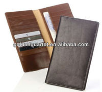 high quality Coat leather travel Wallet(SA8000, BSCI, ICTI, WCA accredited factory)