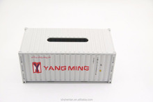 20 ft scale 1:24, business gifts, miniature plastic tissue promotional container box