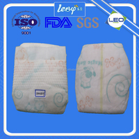 Hot sell cheap ultra thin film disposable wholesale baby diapers
