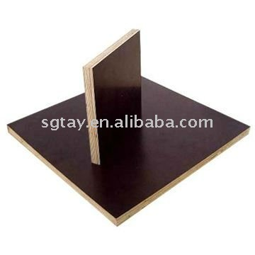 Brown Antislip film faced plywood