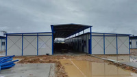 Prefab modular houses workshop,plant,office,warehouses.etc