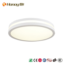 Surface mounted oval led ceiling light diameter 400mm