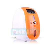 Home use oxygen making concentrator Facial Water Oxygen Peel Jet Oxygen Equipment