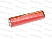 Sanyo orange color cell 3.7V Li-ion 18650 lithium battery