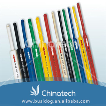 Good China supplier heat shrink tubing 2:1 with 15 diameters