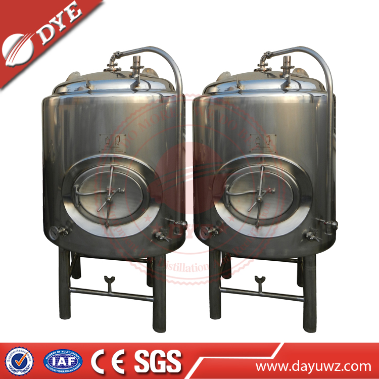 Brewery equipment dimple jacketed 5bbl Bright Beer Serving Tank for sell