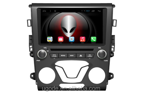 ugode 9inch HD 1024*600 capacitive multi touch screen For Ford Mondeo Android Car DVD GPS navigation