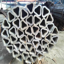 Jin Yun cold drawn Special shape triangle steel pipe and tubes