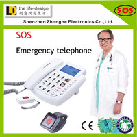 Old people products gifts for blind caller id big button emergency telephone