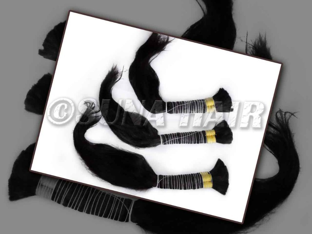 Wholesale price 100% natural indian human hair price list