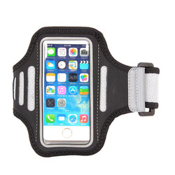 Hot sale sandwich material neoprene sports armband case