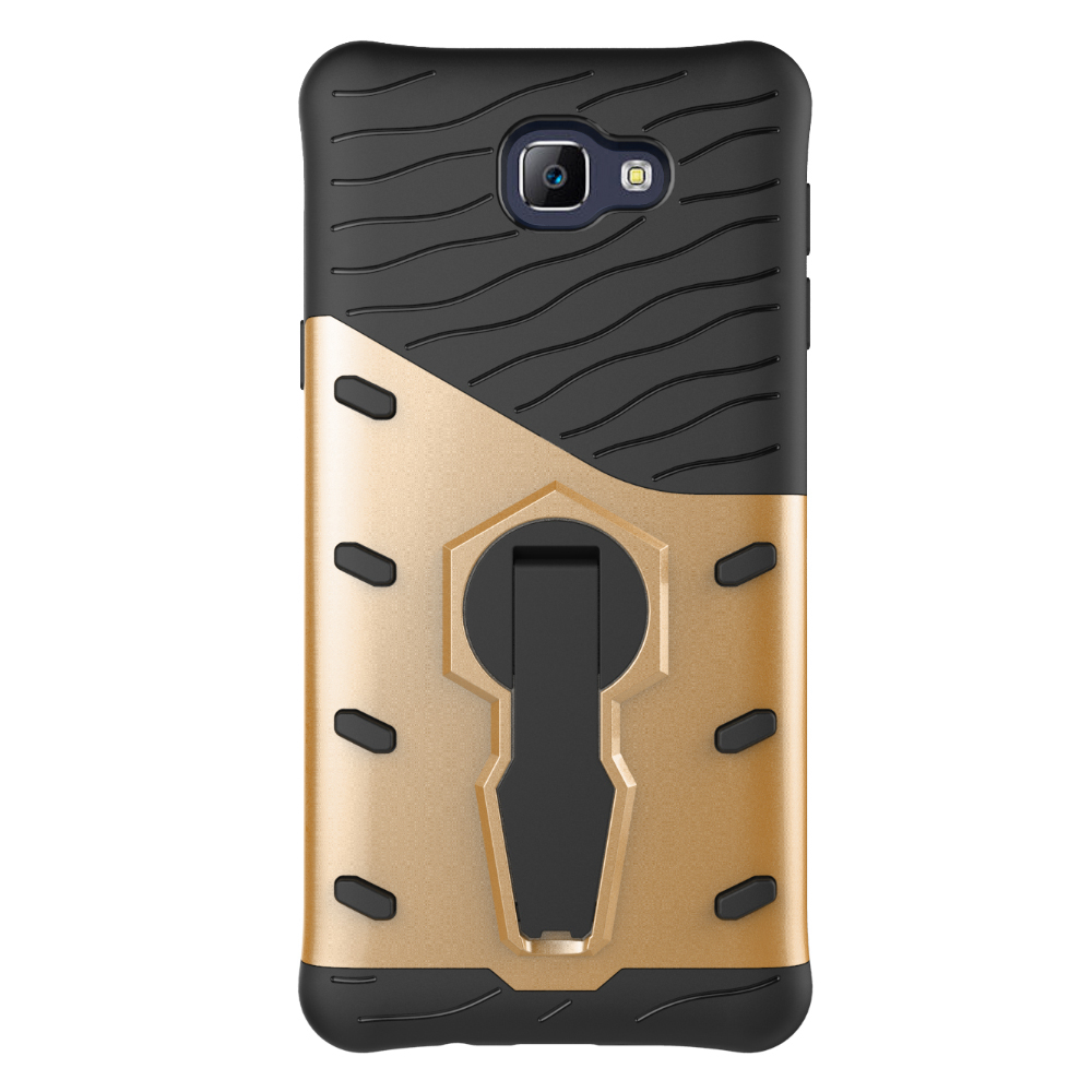 Shockproof Sniper Mobile Case For Samsung J5 Prime With Stand