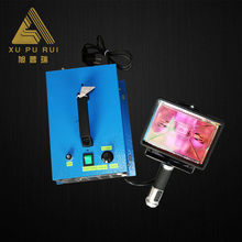 CE certificate 1KW hand-held portable uv curing machine for lamp
