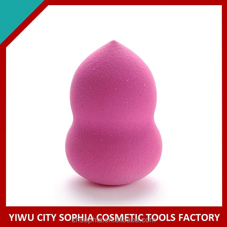 Best selling novel design bullet cosmetics powder sponge puff reasonable price