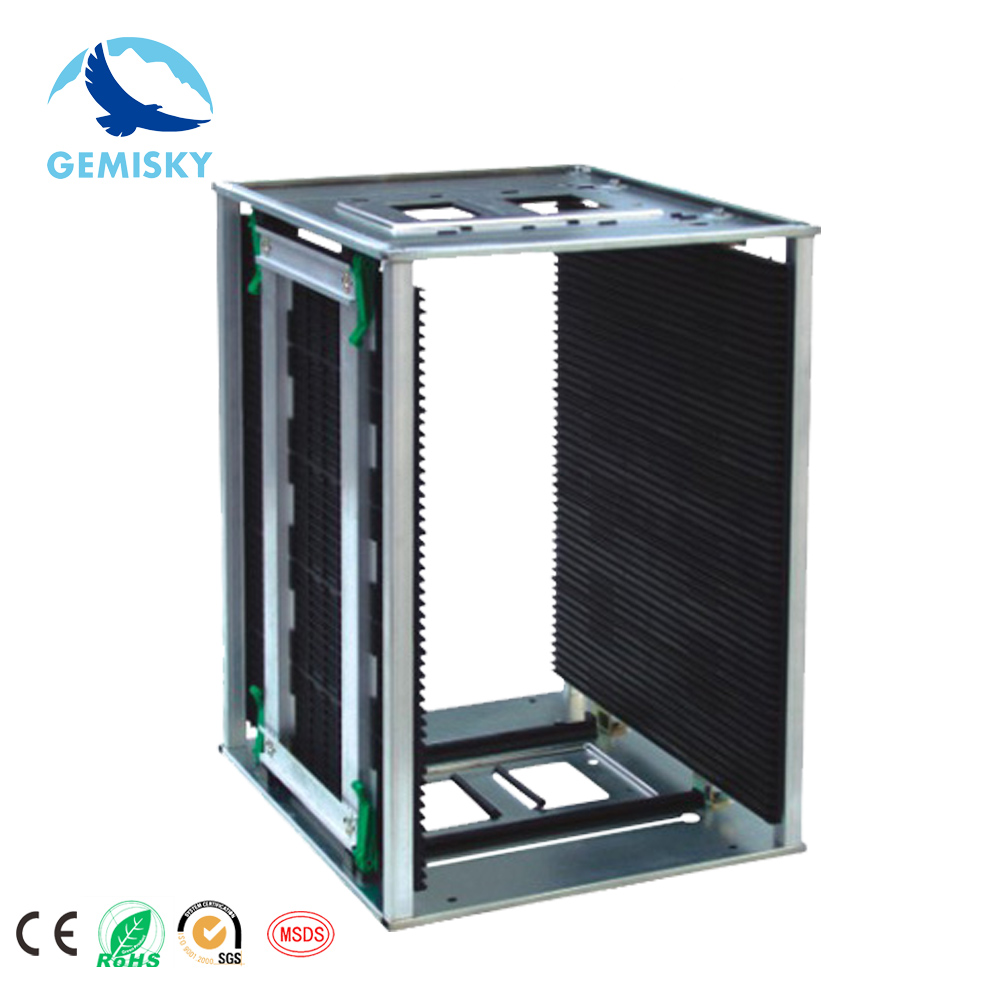 355*320*563mm ESD pcb magazine <strong>rack</strong> for SMT and PCB Assembly
