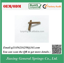 .031'' Copper Wire Shape Coil Spring