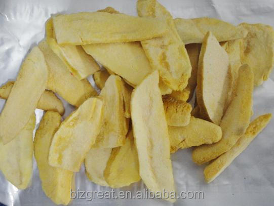 Chinese Healthy Snack Frozen Dried FD Dried Fruit Dried Mango Chunk