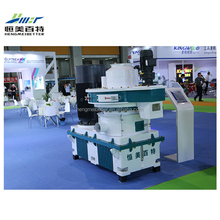 high quality empty fruit bunch pellet mill for burning pellets