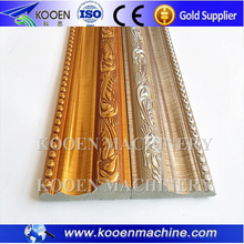 Hot Stamping For PS Photo Frame Profile Foil Making Machine