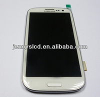 for cell phone sammsung S3 LCD digitizer