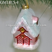 Outdoor christmas tree decoration