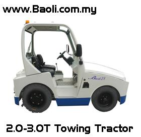 Engine Towing Tractor