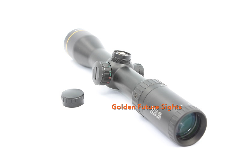GF0036 2-10x40E tactical hunting riflescope with wide F.O.V.